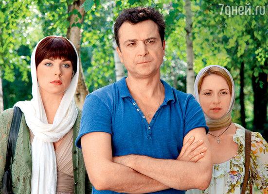 В современной части «Эффекта Богарне» главные роли сыграли Светлана Антонова, АлександрЛазарев-младший и опять же Анна Снаткина