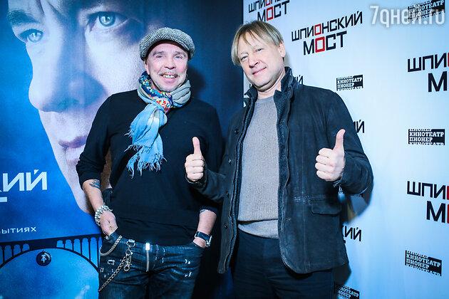 Гарик Сукачев, Дмитрий Харатьян