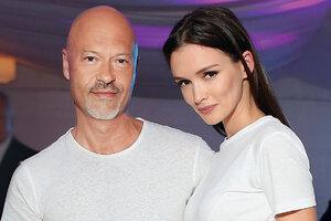 Федор Бондарчук и Паулина Андреева: свадьба в июне