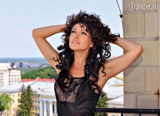 Анастасии Макеевой досталась роль звезды Дома моды наКузнецком мосту