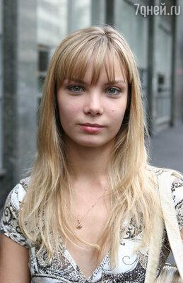 Ольга Арнтгольц родила дочь от своего супруга, Вахтанга Беридзе. Девочку назвали Анной