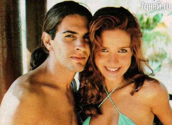 Вот так выглядит знаменитый аргентинский актер Пабло Эчарри – возлюбленный Наталии, с которым она недавно обручилась