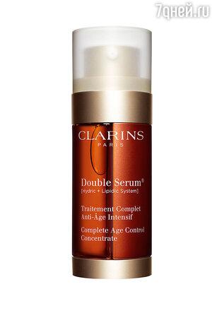 Double Serum от Clarins