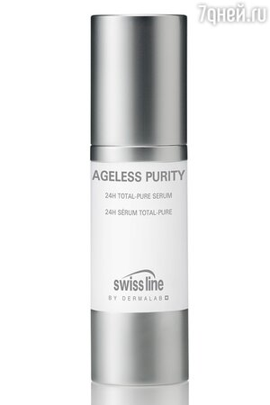 24H Total-Pure Serum от Swiss line by Dermalab