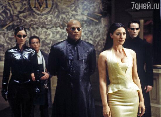 Кадр из фильма «Матрица. Перезагрузка»