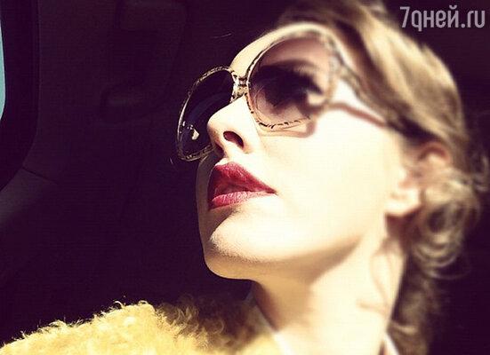 Ксения Собчак коллекционирует солнечные очки