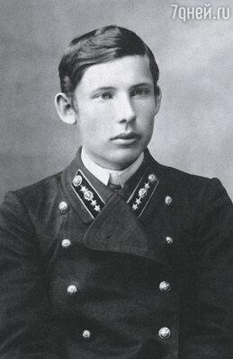 «Наверное, Калечка, в прошлой жизни я был англичанином», - докладывал мне дед. А.Волков, 1914 г.