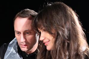Анатолий Белый с женой посетил выставку, посвященную Ван Гогу