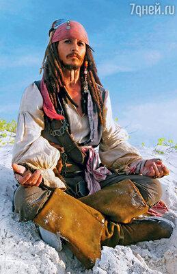 «Я дошел до очень интересного периода в своей жизни, когда готов посвятить себя одной женщине илюбить ее так, как люблю своих детей. Я считаю себя счастливчиком». Джонни Депп в фильме «Пираты Карибского моря»