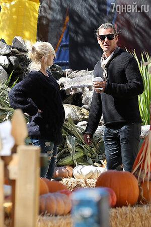 Гвен Стефани (Gwen Stefani) скоро станет многодетной мамой