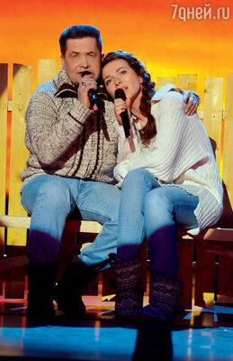 Николай Расторгуев и Екатерина Гусева