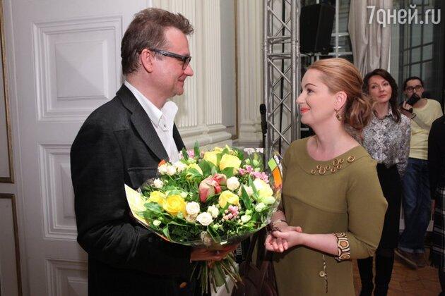 Владислав Репин и Ольга Будина