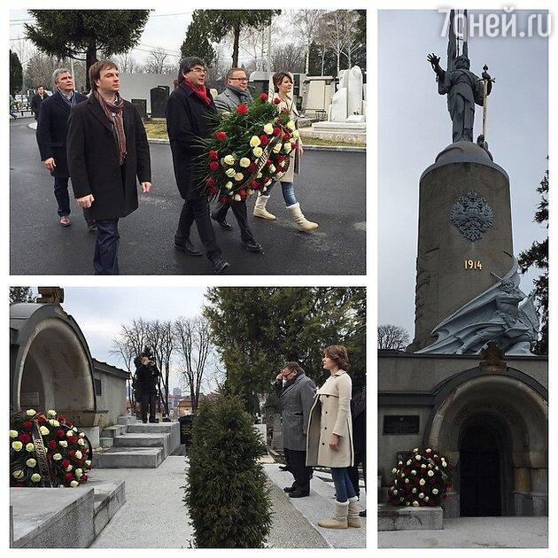 Мария Кожевникова оставила сыновей ради поездки в Белград
