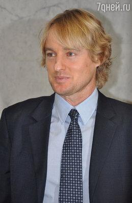Оуэн Уилсон