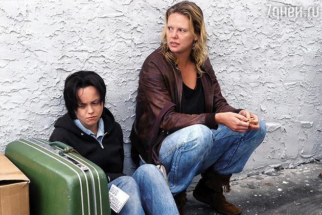 Кадр из фильма «Монстр». 2003 г.