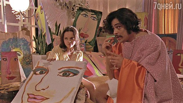 Кадр из фильма «Страх и ненависть в Лас-Вегасе». 1998 г.