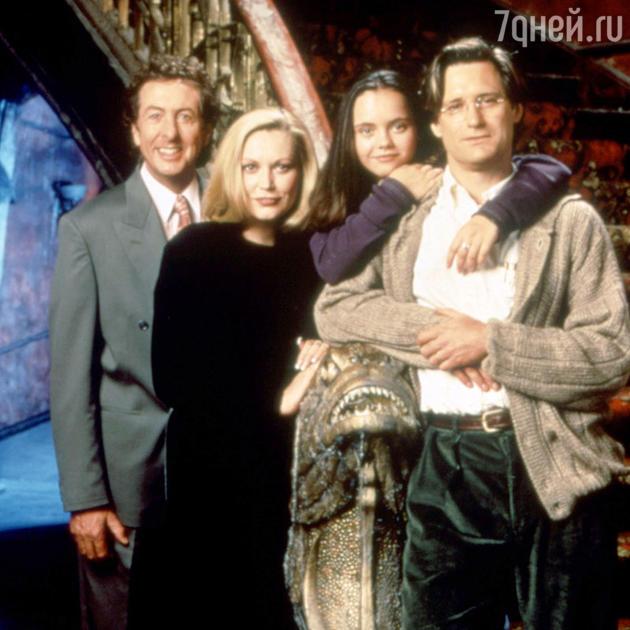 Кадр из фильма «Каспер». 1995 г.