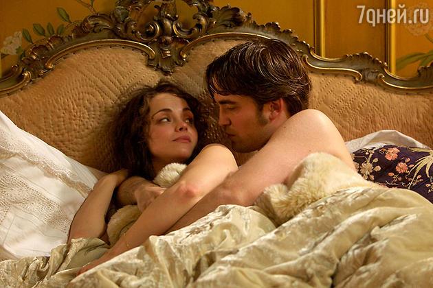 Кадр из фильма «Милый друг». 2012 г.