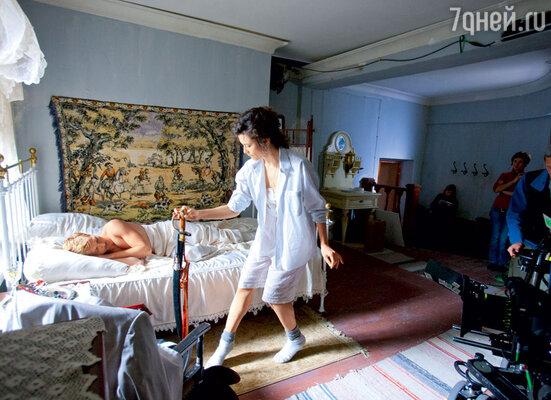 Утром героиня Виктории Соловьевой исчезает из жизни своего случайного знакомого