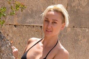 Ксана Сергиенко похудела на греческой диете