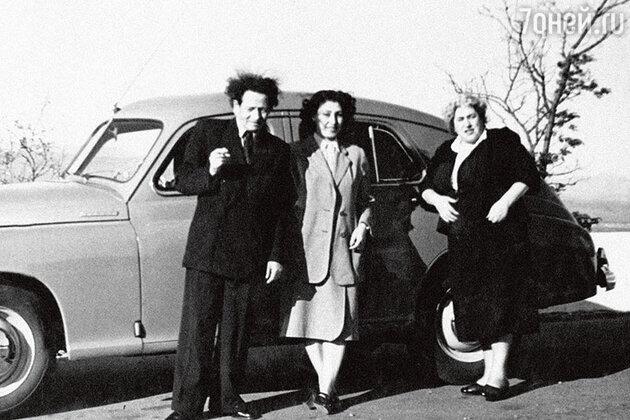 �������� � �������. 1954 �.