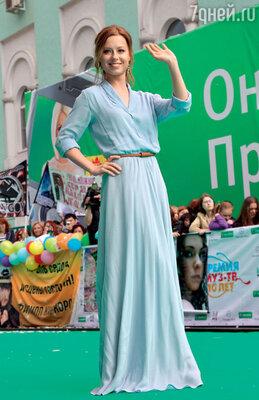 Вручение премии «МУЗ-ТВ». 2012 г.