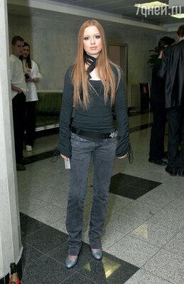 Церемония вручения премии MTV. 2004 г.