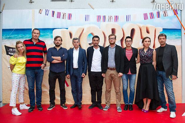 Жюри кинофестиваля «Короче»