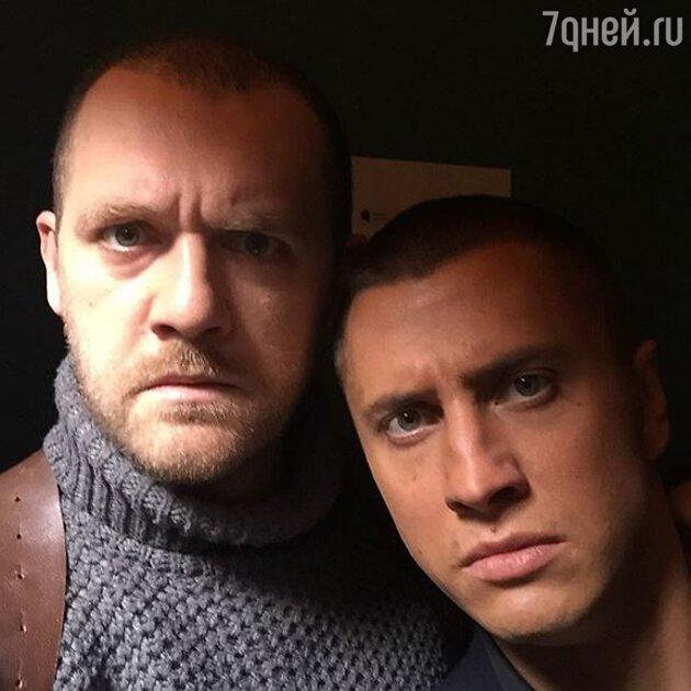 Денис Шведов, Павел Прилучный