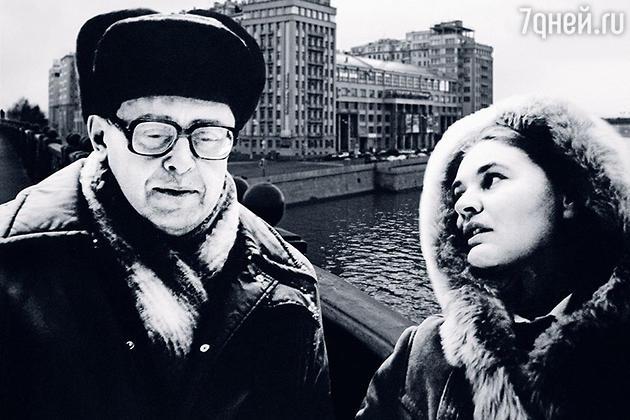 Юрий и Ольга Трифоновы