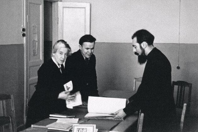 Екатерина Николаевна Боярская и Санкт-Петербургский и Ладожский Владимир