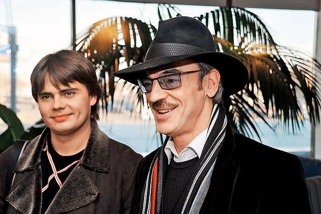 Михаил и Сергей Боярские