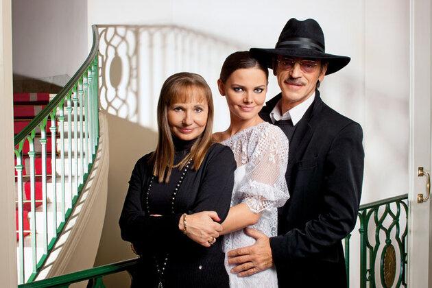 Михаил Боярский и Лариса Луппиан, Елизавета Боярская