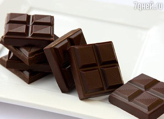 Шоколад не портит фигуру, если он черный — горький, с содержанием какао-бобов более 70%
