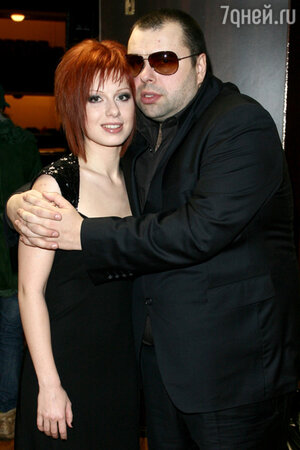 Юлия Савичева и Максим Фадеев