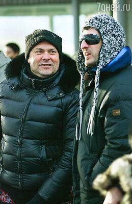 Сергей Белоголовцев и Максим Кучеренко