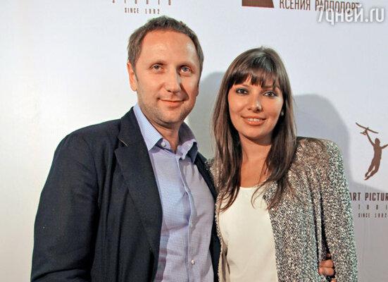 Вячеслав Муругов со спутницей