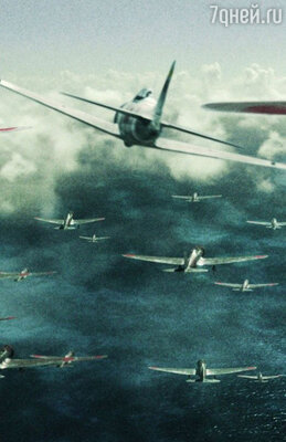 Кадр из фильма «Атака на Перл-Харбор»