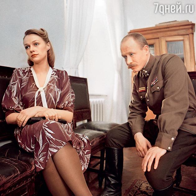 Виктор Проскурин и Наталья Андрейченко