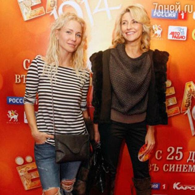 Екатерина Гордон и Екатерина Архарова