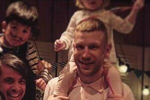 Иван Дорн впервые показал свою дочь