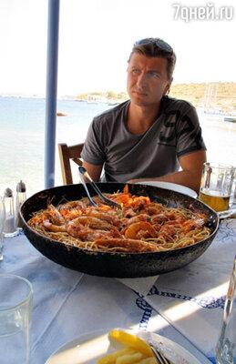 Дары средиземноморской кухни