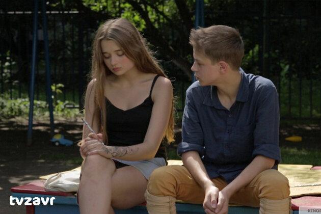 Кадр из фильма: «14+»