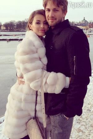 Виктория Боня и Алекс Смерфит  в Стокгольме