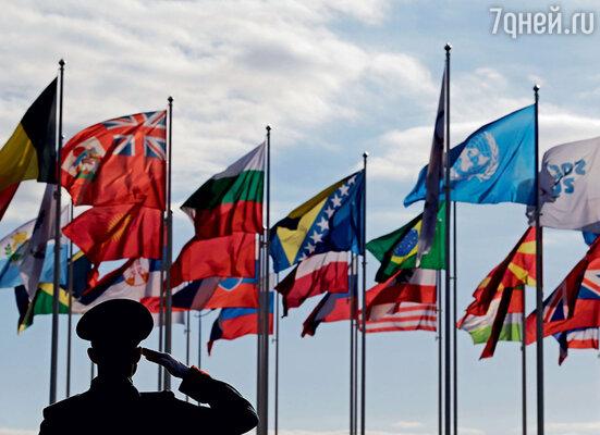 На любых Олимпийских играх есть заповедная зона, скрытая от посторонних глаз за семью замками