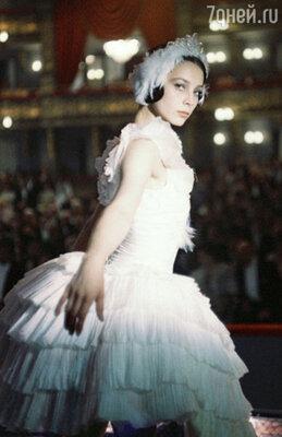 Галина Беляева в роли Анны Павловой. «Анна Павлова».  1983 год