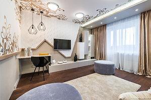 Идеи для дизайна: как рационально обустроить гостиную