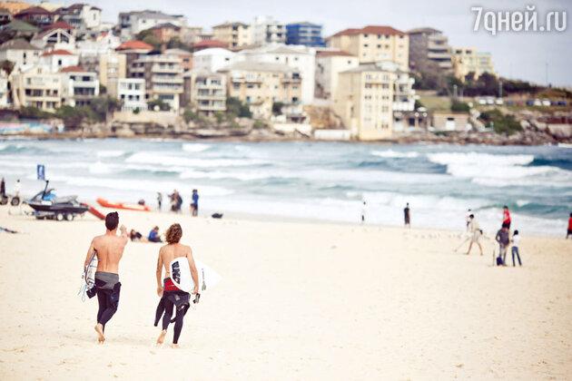 Бонди Бич, Сидней, Австралия