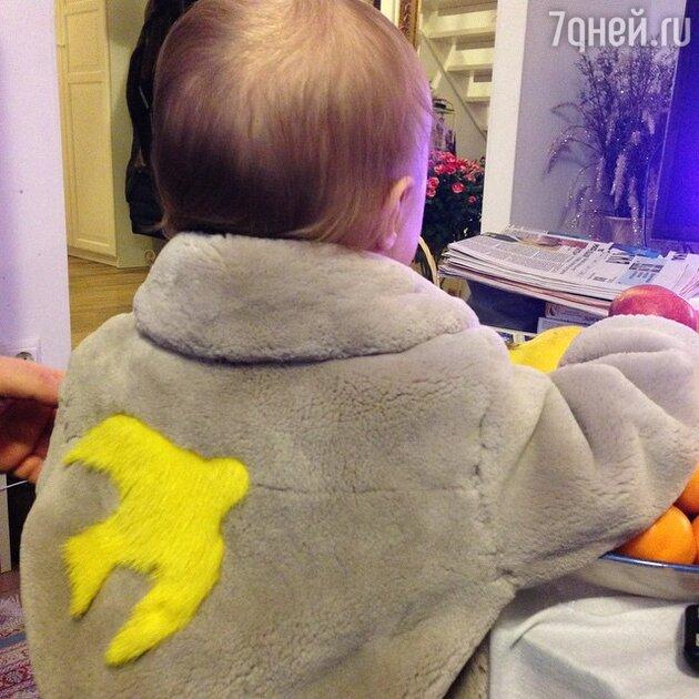 Дочь Анны Михалковой Лидия