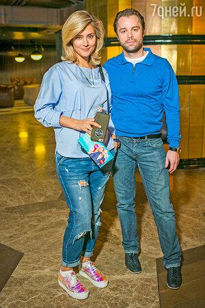 Юлия Паршута и Виталий Гогунский